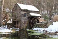 Winter on the Cuttalossa Farm
