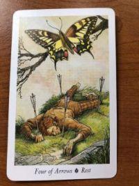 Tarot ~~ 7 May