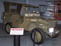 1943 Ford Military Police Jeep  02