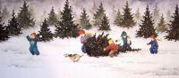 """""""O! Christmas Tree!"""""""