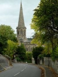 Bakewell church, Derbyshire