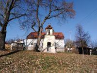 venkovská kaplička Čavyně