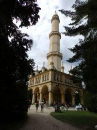 Lednicko - Valtický areál - Minaret