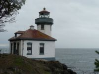 Limekiln Lighthouse, San Juan Island, WA