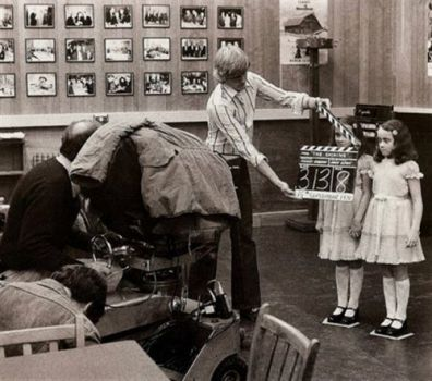 Behind The Scenes-The Shining