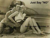 Just Say No....