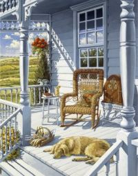 Front-Porch by Stephen Snider