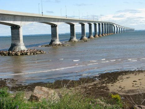 Bridge to Prince Edward Island