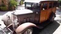 1932 Ford Woody Wagon