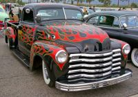 Custom Chevy Pickup