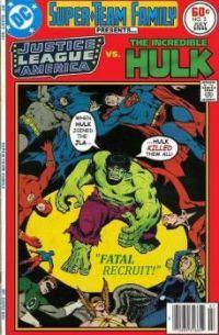 JLA Hulk