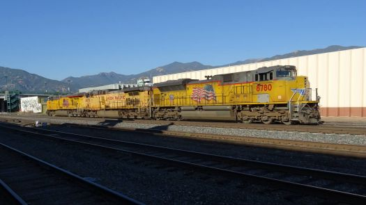 Union Pacific,Colorada-Springs