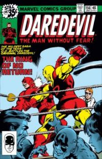 Daredevil Vs Daredevil (1964)
