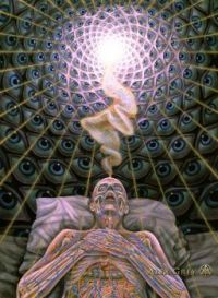 Alex Grey: Dying