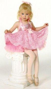 Ava's Dance Costume