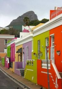 Cape Town Colors