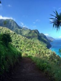 Kalalau Trail, Hanalei, HI