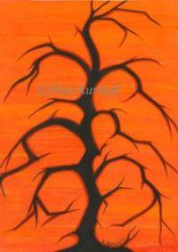 The Burning Tree