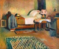 My Room in Ajaccio_Matisse, 1898