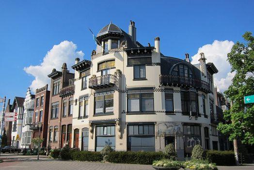Rijksmonument in Arnhem city Gelderland
