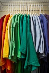 Clothing rainbow 2