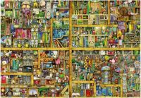 Magical bookcase Colin Thompson