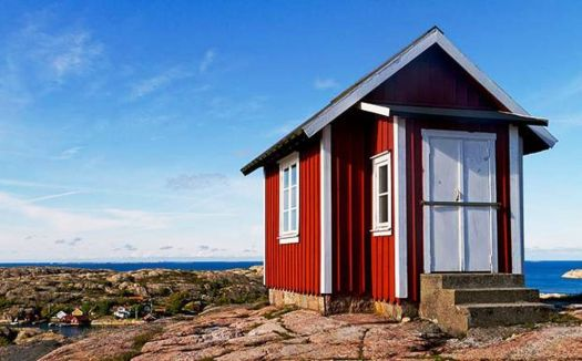 Small Fishing House - Sweden