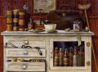 Vintage Doctor's Office