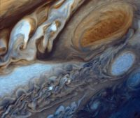 Image of Jupiter from NASA's spacecraft