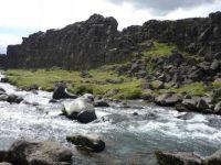 Bottom of Öxarárfoss