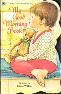 Themes Vintage illustrations/pictures - My Good Morning Book