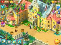 Gardenscapes house