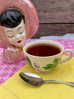 Tea With A Lady