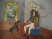 Leonora Carrington, Self Portrait