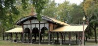 Sons of Rest Pavilion, Tower Grove Park, St. Louis, MO