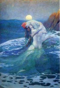 Mermaid by Howard Pyle