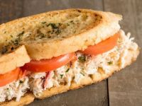 Grilled Crab Sandwich