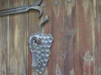 Detail side door