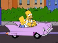 Bart & Homer
