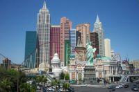 New York, New York hotel in Las Vegas