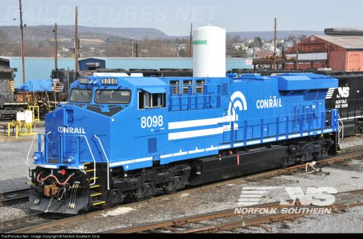 55-Pennsylvania, Altoona-Norfolk-Southern