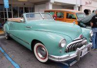 "Buick (Series 70) ""Roadmaster"" - 1947"