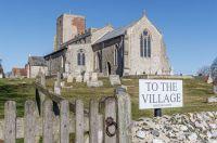 Morston Church, Norfolk, UK