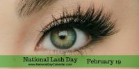 Today Is National Lash Day!!