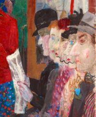 Olle Olsson-Hagalund Artwork  -  'The Journey Home'