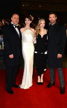 LES MISERABLES - THE MOVIE - WORLD PREMIERE - LONDON, DEC 5TH.