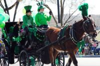 St.  Patrick's Day Parade Washington DC