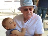 Great-Grandpa and Connor