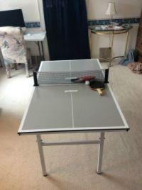 Smaller table but still BIG fun!