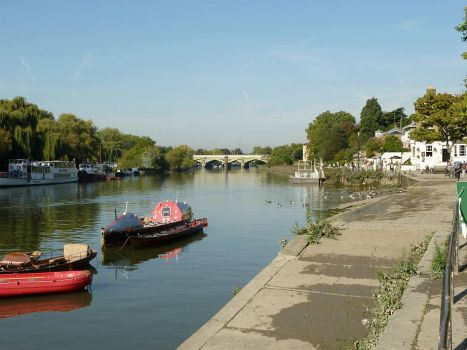 Thames, Richmond